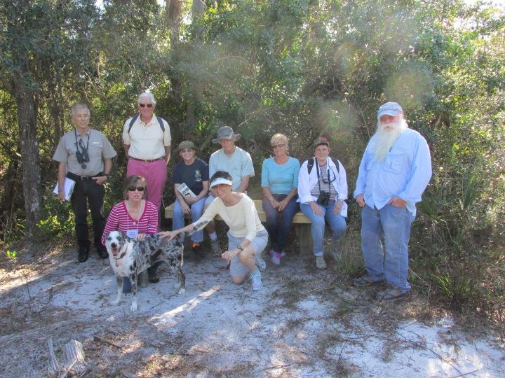 3-8-2014 grup pic - sorca scrub walk copy